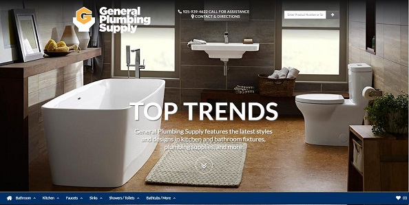 Gpsmallsite Posted In Customer Spotlight General Plumbing